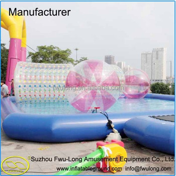 New design waterproof water filled roller for sale