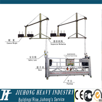 ZLP630 adjusting suspended working cradle/gondola/platform portable