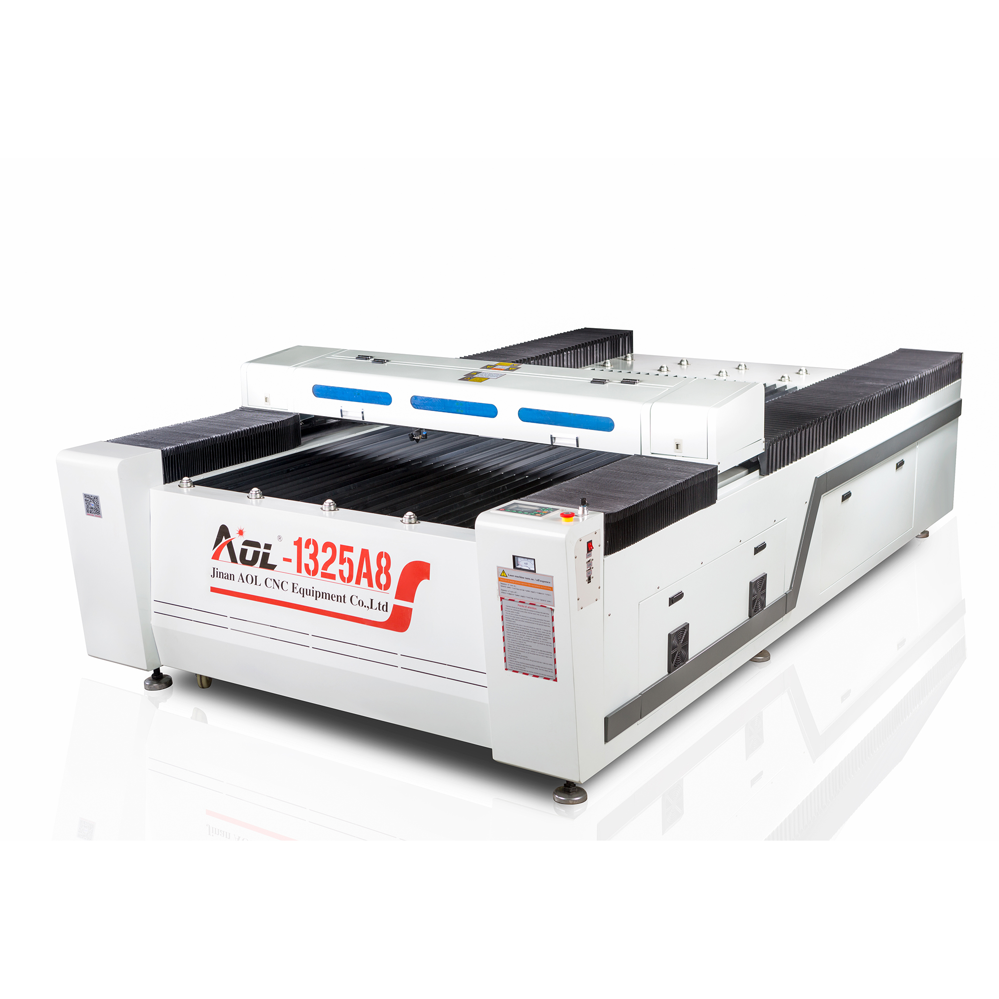 aol metal and non-metal 1325 <strong>laser</strong> cutting machine cutting 3mm steel for sale