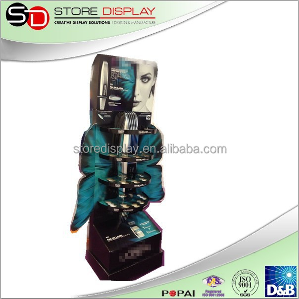 All-purpose Store Cardboard Display ,Shoe Display Stand,soap cardboard display