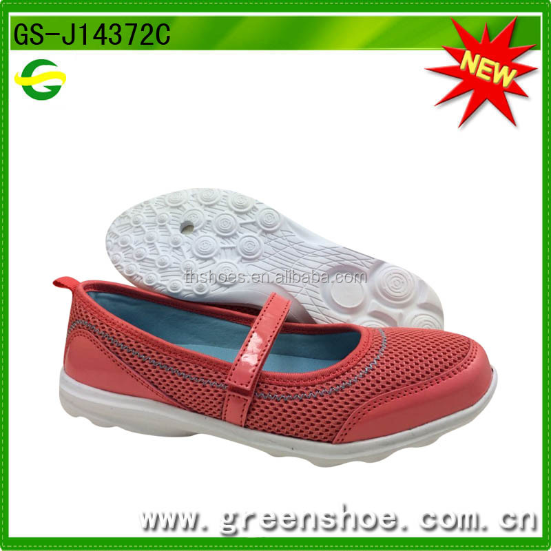 Hot selling ladies fancy shoes