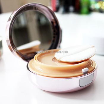 New arrival 15g air cushion bb cream airless foundation container