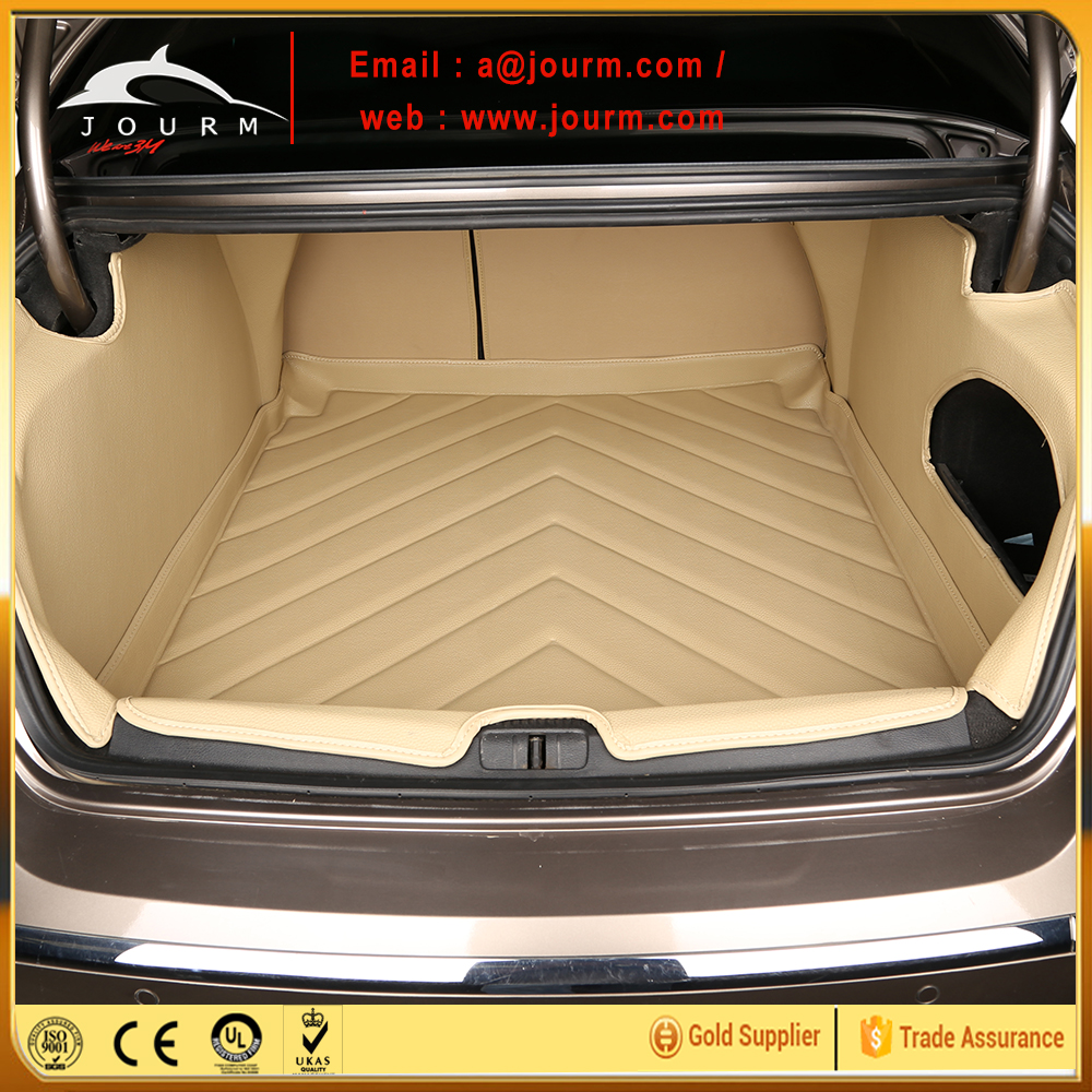 JOURM Non-Slip Protector Tailored Trunk Boot Cargo Mat Liner