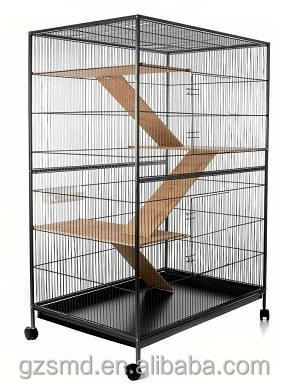 3 Level Large Metal Ferret cages