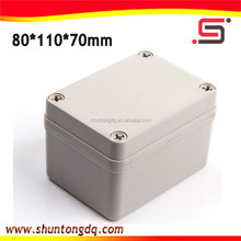 electrical standard dimensions ul listed plastic junction box