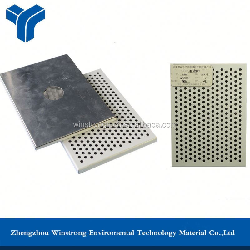 Aluminum Honeycomb Panel for Facade System