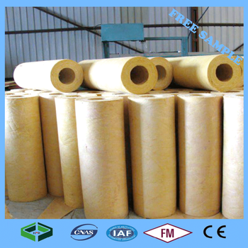 2016 China Supplier High Quality Rockwool Pipe Insulation