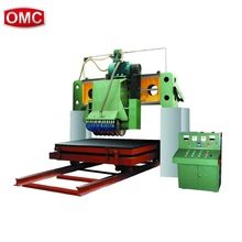 OMC-LMJ900 Gantry Type Long Beam Stone Block Granite Cutter