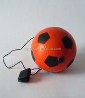 wholesale cheap rubber ball and string for kids toys