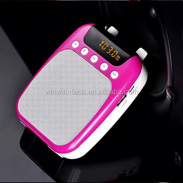portable classroom online voice amplifier voice amplifiers for tour guide portable teaching portable mini size voice amplifier