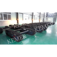 The Crawler Supplier / Track Undercarriage Professional Manufacturer