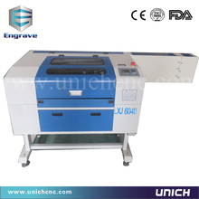 smart and strong enough special design 600*400mm laser machine/greeting card laser cutting machine