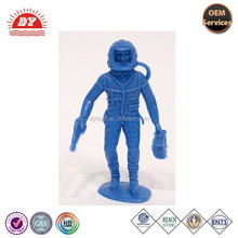 custom plastic figure astronaut toy
