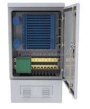 Safewell IP65 Outdoor Telecom Cabinet with Heat-exchanger