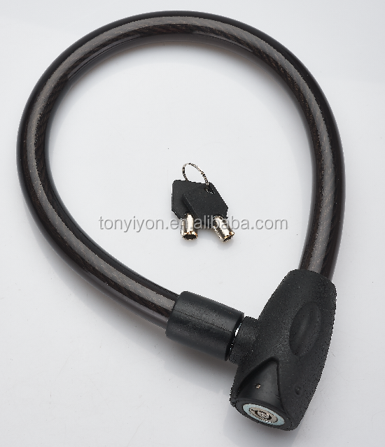 high quality cable lock for motorcycle