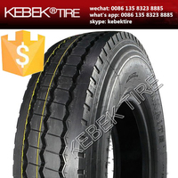 China factory rubber truck tire for sales 1100R22