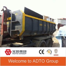 Hot sale hook lift containers roro bins dumpster
