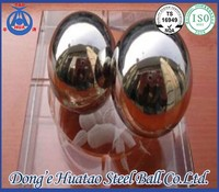 Large Decor Hollow Carbon Steel Ball