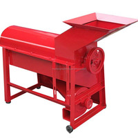 Corn sheller machine driven by motor power corn sheller