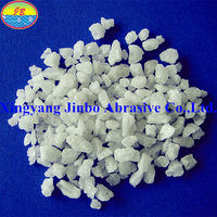 White Fused Alundum Ramming Material