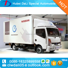 mini refrigerator truck nissan truck 2 ton for sale