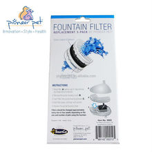 Drinking Fountain Cats Dogs Circulating Water Charcoal Filter