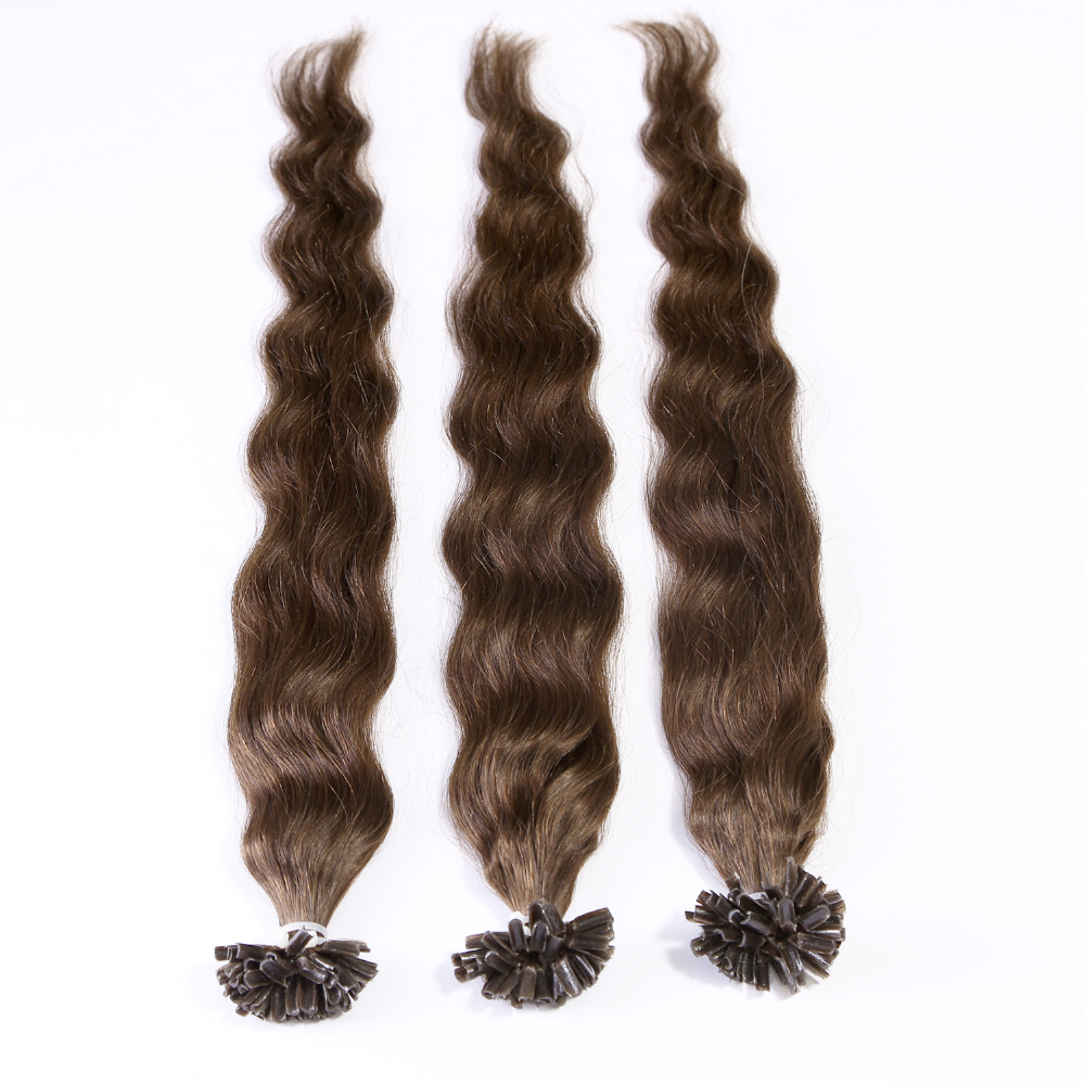 K.S WIGS u-tipped remy hair extensions guangzhou xibolai hair products firm