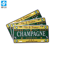 Custom License Plate Car Tag Personalize License Plate with Custom Image Custom Colors Aluminum Car Tag Plate