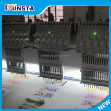 commercial computer embroidery machine single head