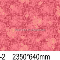 100 Polyester Pigment Print Brushed Fabric