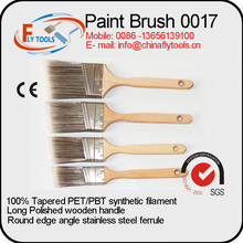 Different Sizes Wooden Handle Paint Brush