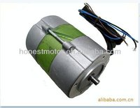 180W 250Hz three phase electrical motor