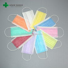 pp nonwoven disposable healthcare respirator