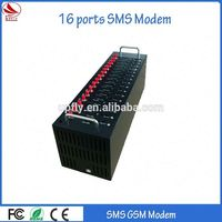 Good quality 16 ports wavecom q2403a gsm/gprs modem module with usb/rs232/rj-45 interface
