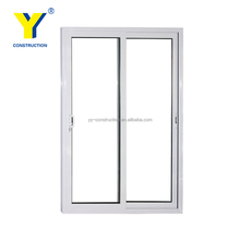 aluminum bathroom sliding door, aluminum home sliding door for exterior anf interior