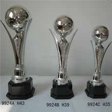 The most practical plastic silver 3D model trophy