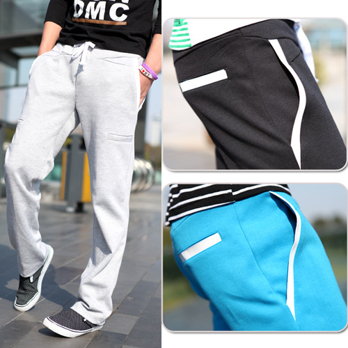 High Quality Sports Pant Tapered Sweat Pants for Men M/L/XL/2XL