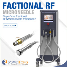 Most professional microneedles RF firming facial machine MR16-3S