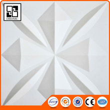 Hot sale pvc wall art deco wall coating type 3d plastic panels for walls