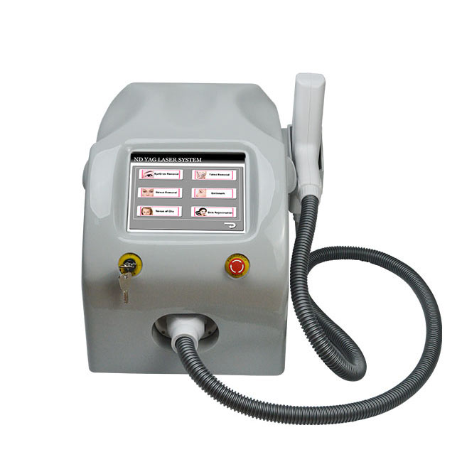 2019 Home CE Approved Portable 1064 532nm <strong>Q</strong> Switched ND Yag Laser With 2 Years Warranty