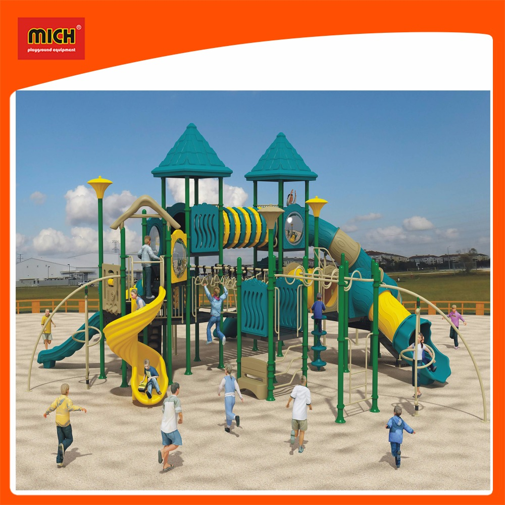 rubber-coating airplane outdoor homemade playground equipment(2211A)