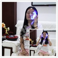 2014 new invention product Improve local blood circulation equipment household multifuction LED therapy instrument