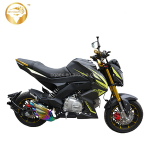 High Performance 125cc Dirt Bike 4 Stroke Engine Motorcycle