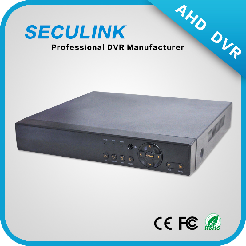 Shenzhen Seculink Factory admin password reset 8CH AHD DVR