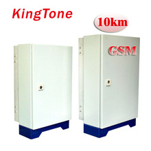 10KM Long coverage cell phone signal extender 900mhz rf repeater high power amplifier
