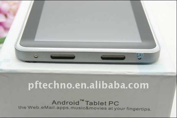 7inch Cortex A9 Dual Core 1GHZ Android 2.2 MID Tablet pc