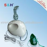German Mini bronchial treatment compressor Nebulizer manfucturer near Shenzhen, HK