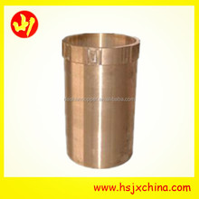 Hot selling OEM oil retaining copper alloy bronze brass bushing