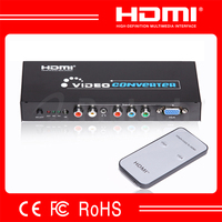 s-video vga rca to hdmi converter 1080p support 3d s-video to hdmi converter