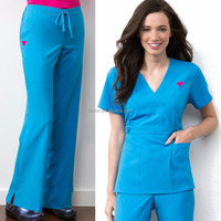 Women Fashionable Nurse Uniform Designs Europe